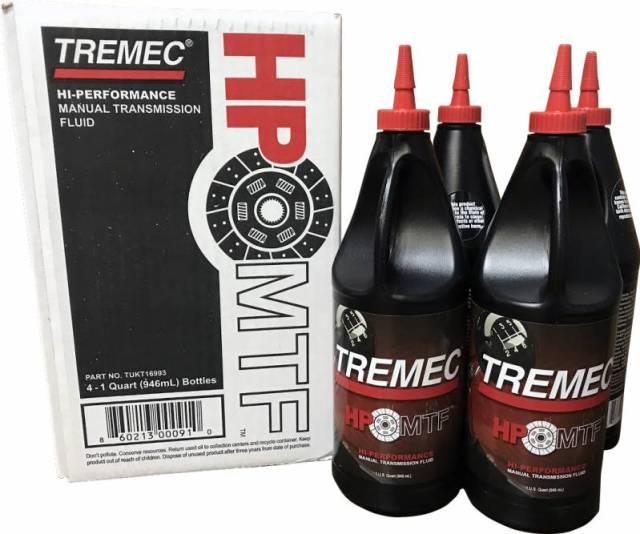 TREMEC HP MTF