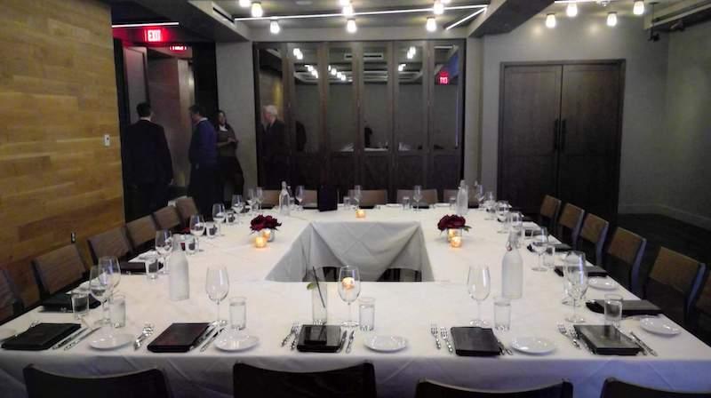 Corporate Dinner McLean