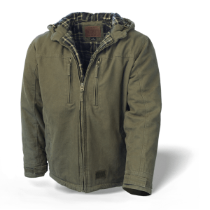 Cartwright CCW Hooded Coat