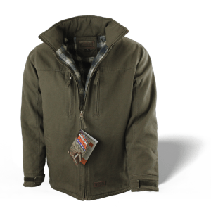 Men's Cartwright Concealed Carry Hoodless Coat - Olive Green