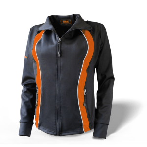 Women's Freedom Concealed Carry Jacket - Blk-Org