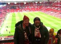 Gordon @ OT The Manchester Derby!