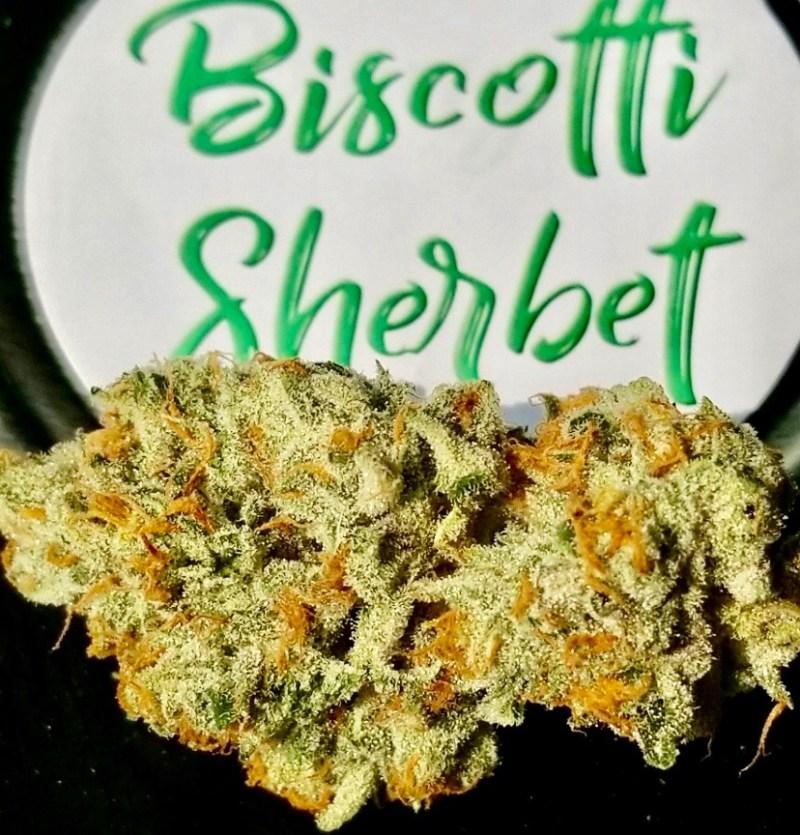 Biscotti Sherbert