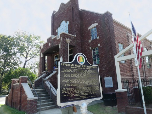 Bethel Baptist Church, Birmingham, al