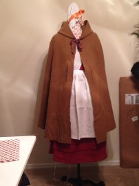 Cloak (Pattern from Costume Close-Up)