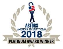 2018 ASTORS Platinum