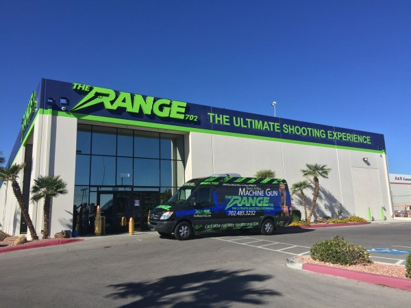 The Range 702 in Las Vegas