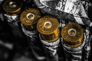 Browning's new BXD line of hunting shotshells feature nickel-plated shot.
