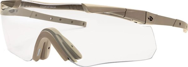 Smith Optics 2015 Aegis Echo II Compact Elite Tactical Eyeshields