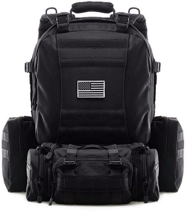 Trekking King Tactical Backpack
