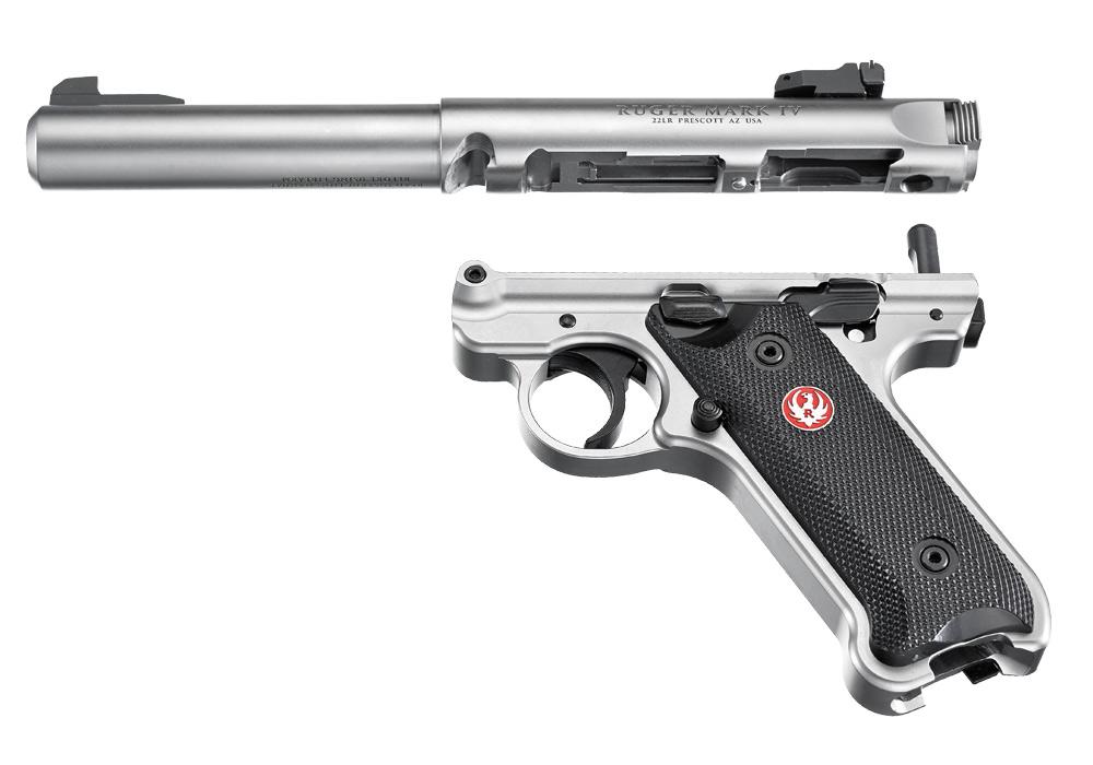Browning Buckmark vs Ruger Mark Series Pistols