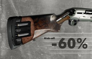 Recoil Reduction Stock