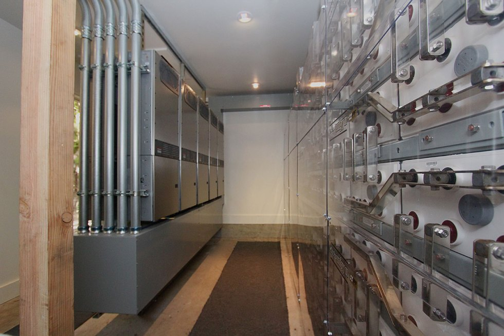 Energy Storage, Sonoma, American Solar