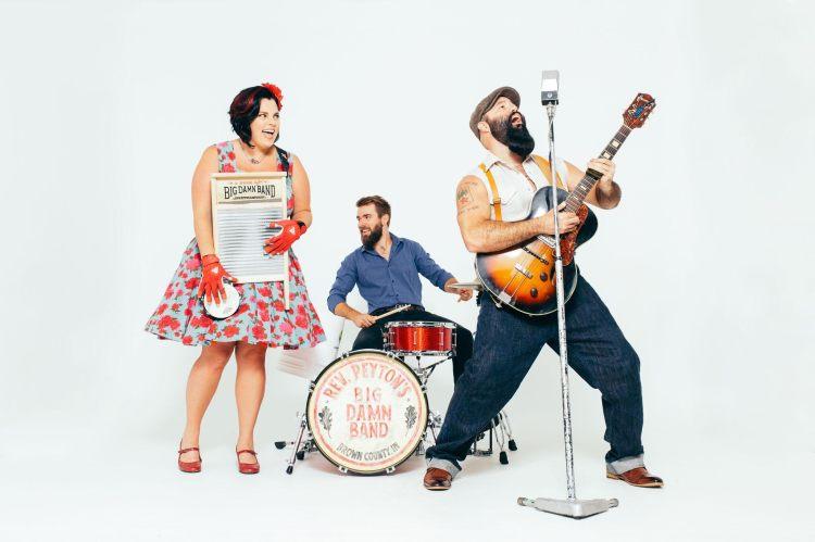 """The Reverend Peyton's Big Damn Band Tease New Album With """"It Is Or It Ain't"""" - American Songwriter"""