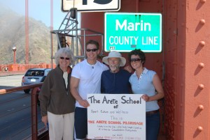 The Arete School Pilgrimage