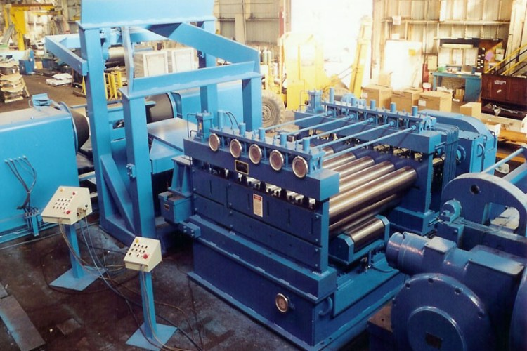 Built-To-Order Metal Processing Machinery