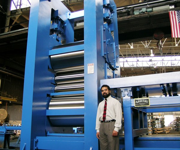 The Differences Between Hot Rolling And Cold Rolling Presses