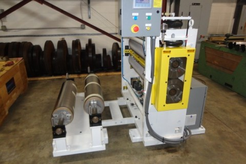 Embossing Rolling Mill Machine