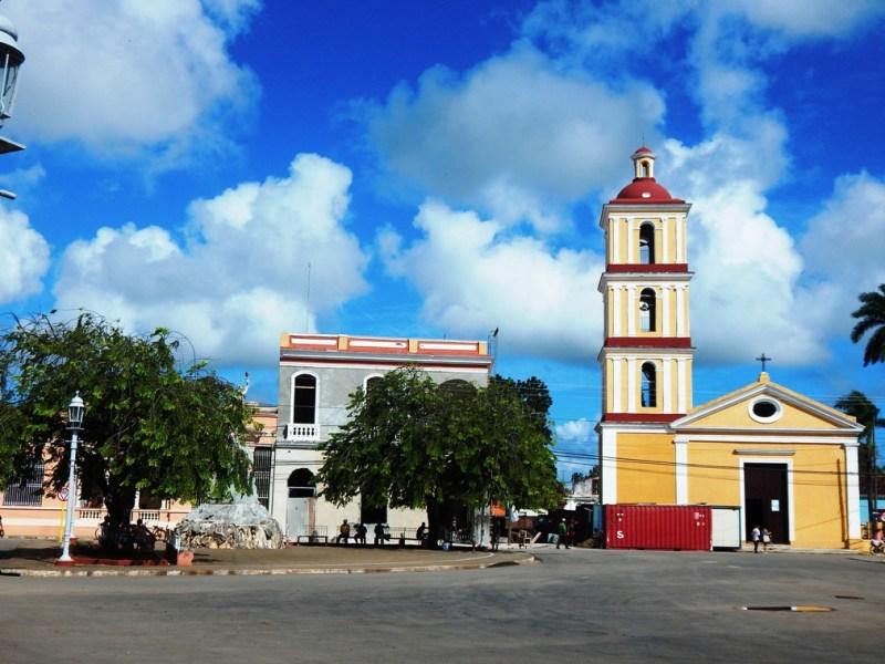 Remedios, Cuba Cathedral