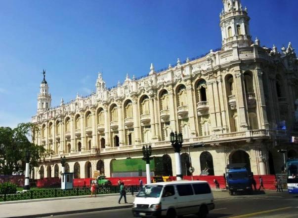 El Gran Teatro, Havana