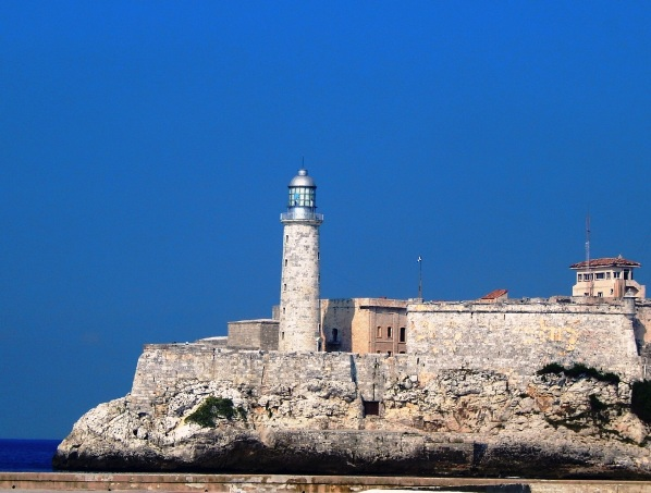 El Morro Fortress, Havan, Cuba