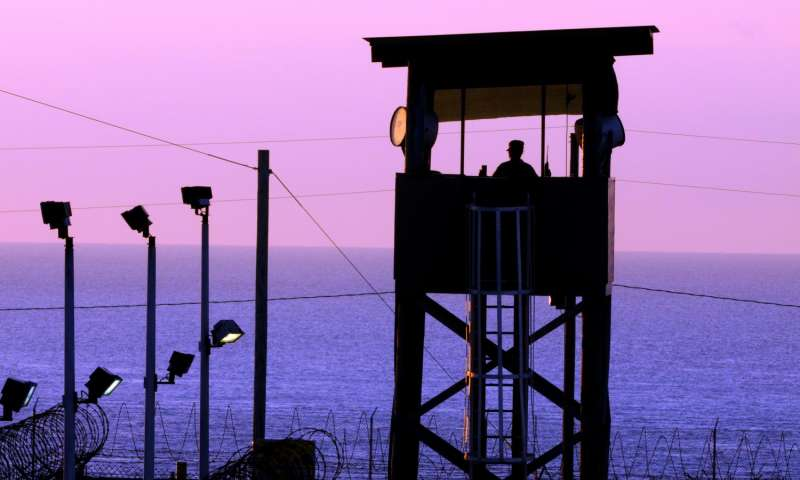 US Guantanamo Base
