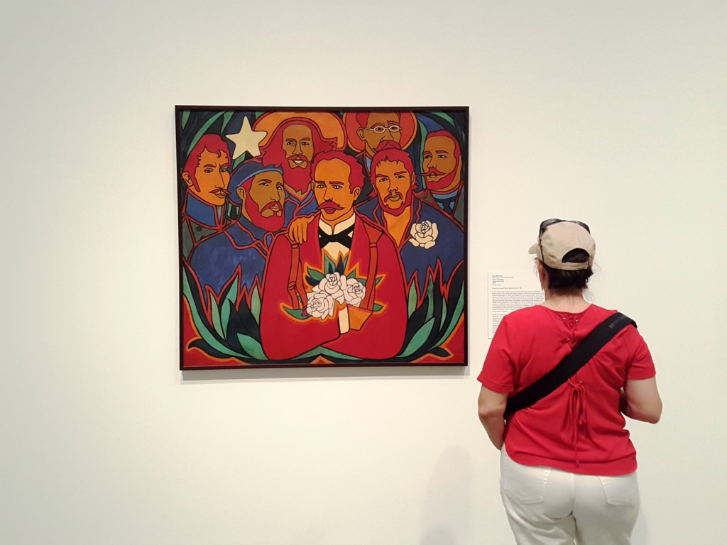 Cuba art at the Houston MFA