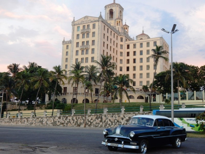 Hotel Nacional, Havana. Allowed for Americans