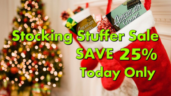 Stocking stuffer sale american string get your orders in today save money and brighten christmas day for the guitar players in your lifeand for yourself as well solutioingenieria Image collections