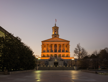 state capital - Nashville