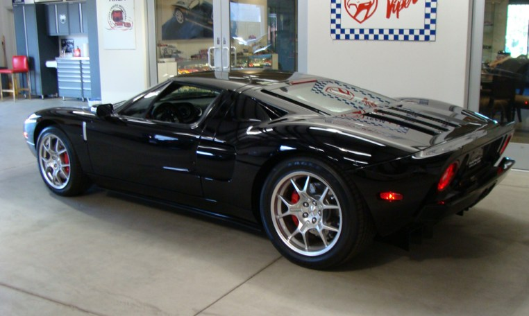 2006 Black Ford GT for sale