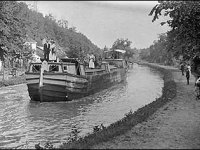 Interstate commerce like the C&O Canal, shown here, demanded a national legal infrastructure. (National Park Service)