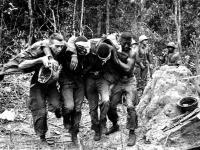 American soldiers in Vietnam.