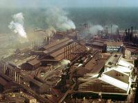 U.S. Steel plant from 1973. (wikimedia commons)