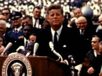 JFK announces his program to go to the Moon, the very type of program America needs today.