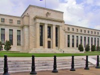 Federal Reserve headquarters in Washington, D.C. (wikimedia commons)