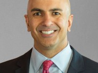 Neel Kashkari, governor of the Minneapolis Federal Reserve (wikimedia)