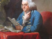 Benjamin Franklin epitomized the spirit of American invention (David Mart)