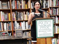 Nomi Prins present her book Collusion on May 2 in Washington, D.C.