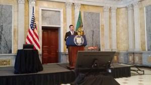 Hamilton's Merchant Experience Presented at U.S. Treasury