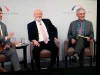 Stephen Knott, i the gentleman with the beard, speaking in Washington, D.C. in 2018.