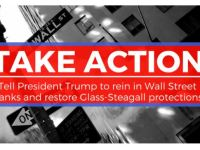 Congresswoman Marcy Kaptur Releases Petition to Reign in Wall Street Banks