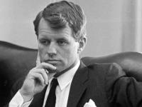 Robert Kennedy in 1964.