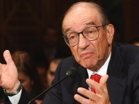 Former Fed Chairman Alan Greenspan