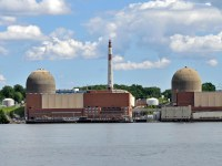 New York's Indian Point Nuclear Plant, threatened with shut down.