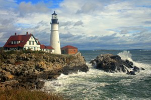Lighthouses: Our First Public Infrastructure Project
