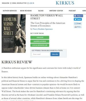 The Kirkus review issued Aug. 8, 2019.