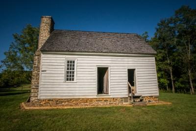 A Rare Visit to John Marshall's Boyhood Homes