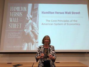 Debate on Hamilton's Economics Begins
