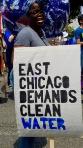 Contaminated Water Crisis Surfaces in Chicago